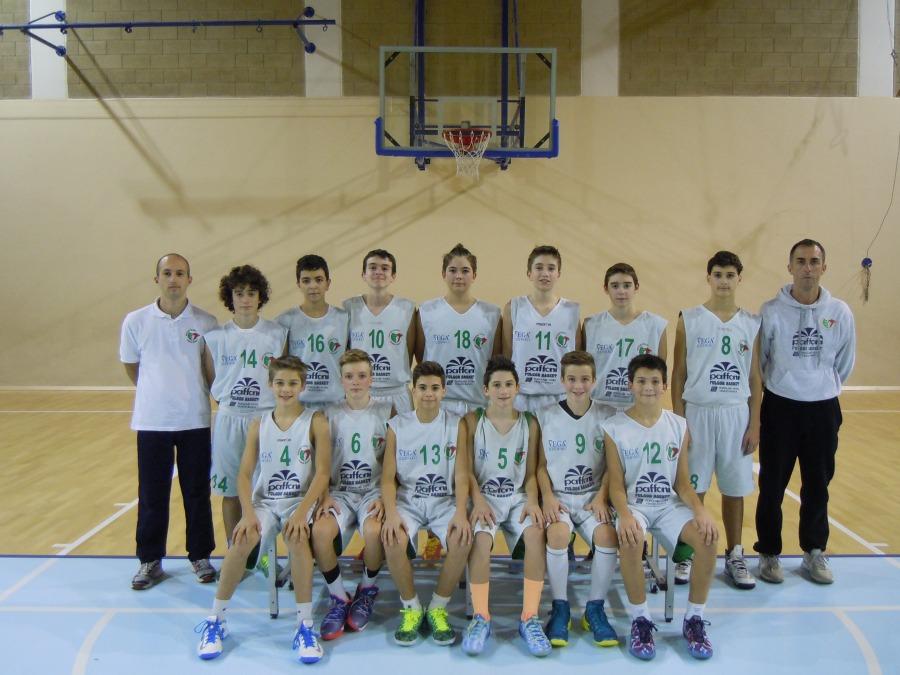 Foto squadra U14 Elite
